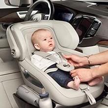 ایمنی کودک در خودرو