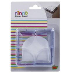 محافظ گوشه شفاف چهار عددی نینو