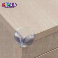 محافظ گوشه گرد و شفاف نینو1