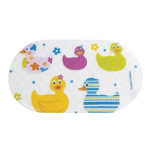 کفپوش ضد لغزش وان و حمام طرح اردک - canpol bath mats