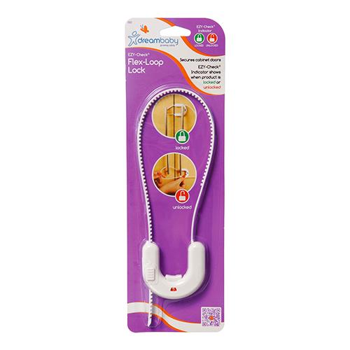 قفل کابینت کودک حلقه ای تکی Dreambaby 1
