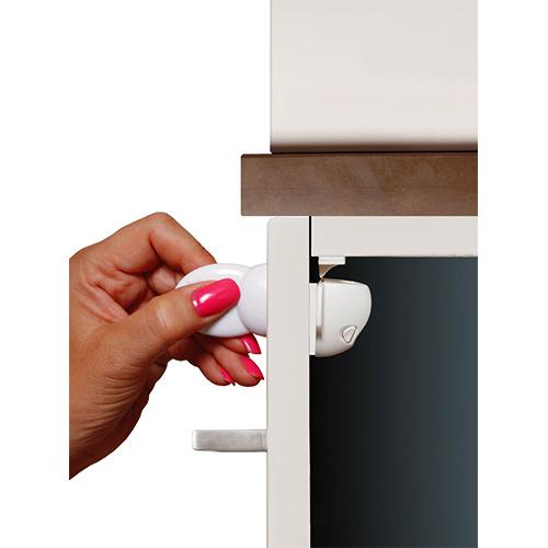 قفل کابینت کودک مگنت با کلید Dreambaby 6