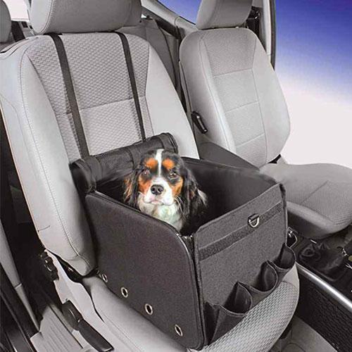 کیف حمل حیوانات در اتومبیل