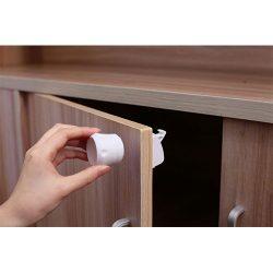 قفل کابینت کودک مگنت 4 عددی نی نی ک