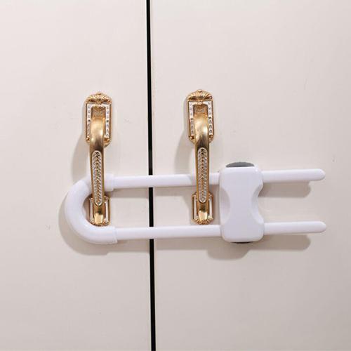 قفل کابینت کودک دو عددی نینیک