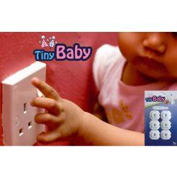 محافظ پریز برق با کلید Tiny baby1